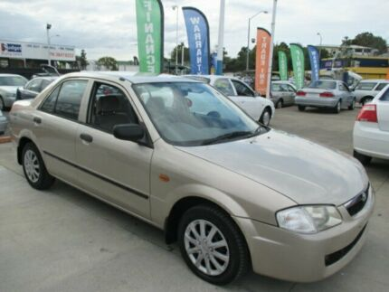 1999 Mazda 323 BJ Protege 4 Speed Automatic Sedan Greenslopes Brisbane South West Preview