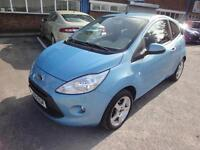 LHD 2010 Ford KA Titanium 1242cc Petrol 3 Door UK REGISTERED