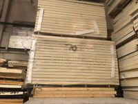 Insulation Boards Seconds 70ml Plus 12.5 PB @ 50.00 each