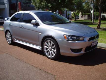 Mitsubishi Lancer Aspire auto low km loaded with options Burswood Victoria Park Area Preview