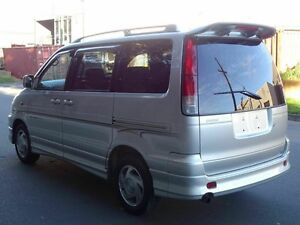 2000 Toyota Spacia ROAD TOURER Premium Silver 4 Speed Automatic Wagon Taren Point Sutherland Area Preview