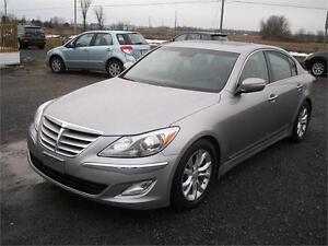 2012 Hyundai Genesis Sedan *Certified & E-tested*