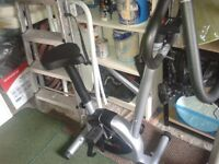 EXERCISE BIKE AND TWIST AND STEP BIKES FOR SALE LADIES EXCELLENT CONDITION WAVERTREE L15
