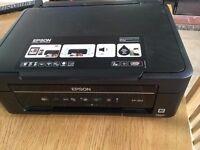 epson wifi printer, copier - allinone