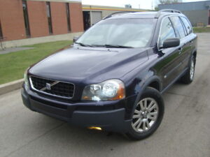 2005 VOLVO XC 90 AWD 7 PASSENGER ''PRIVATE SALE ''TAX INCLUDED''