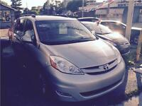 2008 Toyota Sienna LE-AWD 7 PASSENGER- WE FINANCE-100% APPROVED