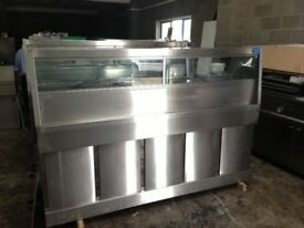 Fish Frying Range
