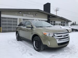 Ford Edge Limitedone Ownerno Accidentsextra Rims