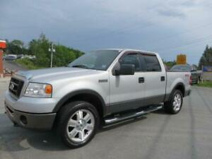 $150 BI WKLY OAC!  NEW BRAKES! 2006 Ford F-150 FX4 ONLY 140000KM