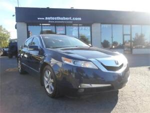 ACURA TL 2009 **TECH PACKAGE NAVIGATION**