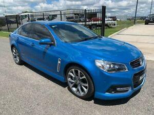 2015 Holden Commodore VF MY15 SS V Blue 6 Speed Sports Automatic Sedan Singleton Singleton Area Preview