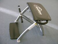 Malibu Pilates Chair with Instruction DVDs