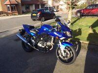 SV650s - Swap/PX (upright bike)