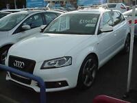 2011 AUDI A3 2.0 TDI Black Edition [Start Stop]
