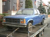 1991 Dodge Dakota Pickup Truck