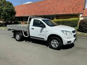 2012 Holden Colorado RG DX White 5 Speed Manual Single Cab Chermside Brisbane North East Preview