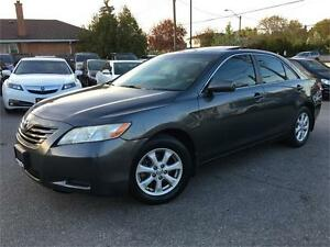 2009 TOYOTA CAMRY LE 4 CYL AUTO  FUEL EFFICIENT SUNROOF ALLOYS