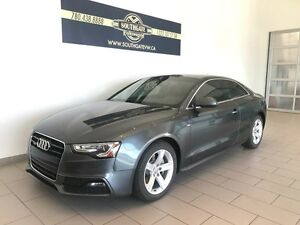 2014 Audi A5 Leather | Sunroof | Heated Seats