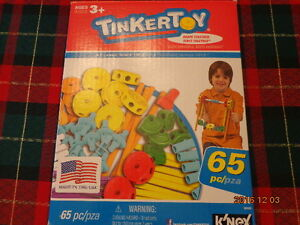 TinkerToy:  A Classic Since 1913!