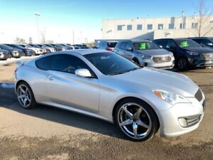 2010 Hyundai Genesis Coupe 3.8 ... Leather, Sunroof, Manual Tran
