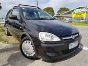 2004 Holden Barina XC MY04 CD Black 5 Speed Manual Hatchback Dandenong Greater Dandenong Preview