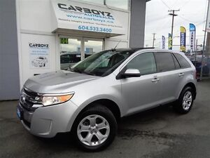 2013 Ford Edge SEL AWD, Leather, Pano Sunroof, Reverse Camera