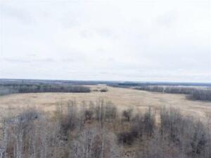 Land for Sale in Rural Strathcona County,  (80)