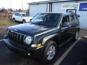2010 Jeep Patriot 2010 Jeep Patriot Sport