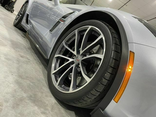 2017 Blue Chevrolet Corvette Convertible  | C7 Corvette Photo 5