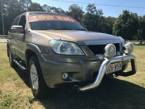 2006 Mazda Tribute MY06 V6 Gold 4 Speed Automatic Wagon Clontarf Redcliffe Area Preview