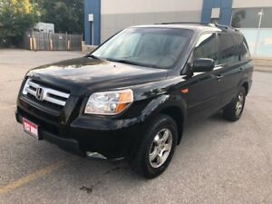 2008 Honda Pilot SE|AWD|Sunroof|DVD|Leather|Accident Free|