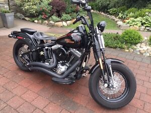 Priced to sell, 2009 HD Crossbones
