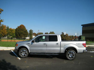 2010 and up Ford F-150 Pickup Truck