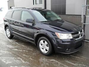2011 Dodge Journey SXT 7 Passagers A-1 + GARANTIE 3 ANS incluse