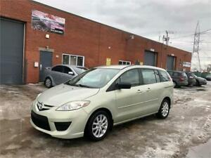 2008 MAZDA 5- automatic- 6 PASSAGERS- FULL EQUIPER-   2400$