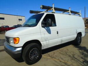 2007 Ford ECONOLINE  E-250SD  CARGO---WITH ALL BRAND NEW TIRES