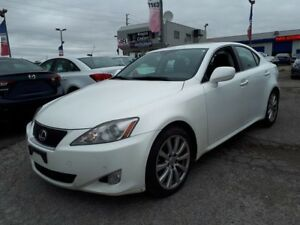 2008 Lexus IS 250 SUNROOF AWD