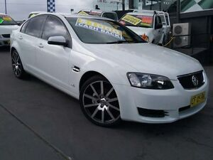 2011 Holden Commodore VE II MY12 Omega White 6 Speed Automatic Sedan Greenacre Bankstown Area Preview