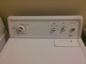 Dryer and Dish Washer