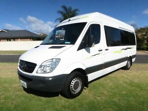 2012 Mercedes 2 Berth Motorhome – AUTO Glendenning Blacktown Area Preview