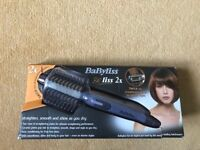 Babyliss BE liss 2x ceramic hairstyler