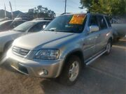 2000 Honda CR-V (4x4) Sport Silver 4 Speed Automatic 4x4 Wagon Mitchell Gungahlin Area Preview