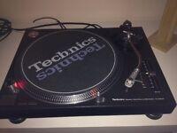 Technic's 1210 MK3 Turntable