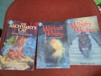 Whitby Witches childrens books by Robin Jarvis