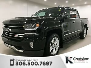 2017 Chevrolet Silverado 1500 LTZ Crew Cab | Leather | Remote St