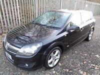 VAUXHALL ASTRA 1.9 SRI CDTI 2010 5 DOOR BLACK 112,000 MILES M.O.T 24/07/18 NO ADVISORIES ONE OWNER
