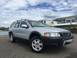 2007 Volvo XC70 Cross Country Silver Wagon Sylvania Sutherland Area Preview