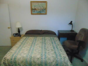 Clean comfy room for short Term - Chambre a Louer