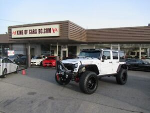 """2018 Jeep Wrangler Unlimited RUBICON """"LIFTED"""""""