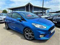 2019 Ford Fiesta 1.0 Ecoboost 125 St-Line X 3Dr Hatchback Petrol Manual